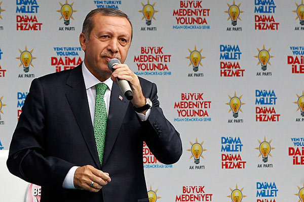 Başbakan Erdoğan Ağrı'da halka seslendi