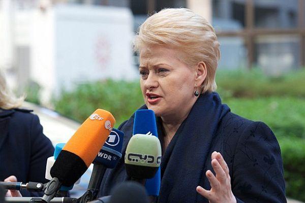 Litvanya'da ikinci kez seçilen ilk devlet başkanı