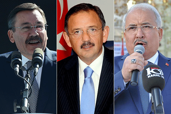 Belediyelerin 'değişmeyen' başkanları