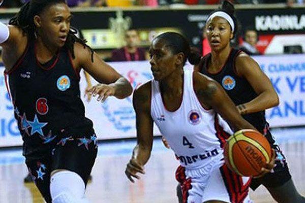 Kadın basketbolda finalin adı Fenerbahçe- Adana ASKİ