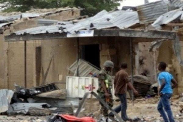 Nijerya'da köye baskın, onlarca kişi öldü
