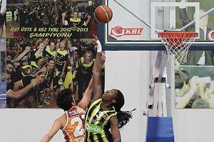 Potada derbinin galibi Fenerbahçe