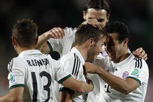 Bayern Münih finale yükseldi