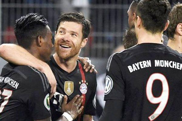Bayern, Hamburg karşısında rahat turladı