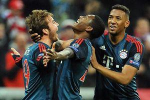 Bayern Münih ilk yarının lideri