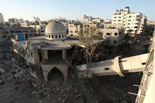 Gazze'de Ramazan Bayramı bilançosu, 328 ölü