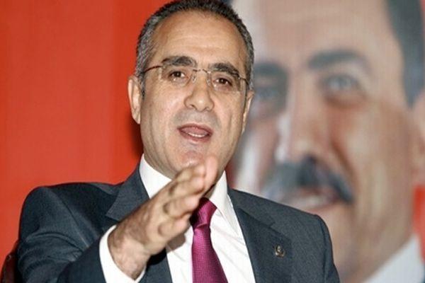 BBP'de Yalçın Topçu partisinden istifa etti