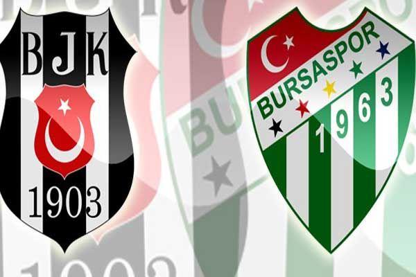 Beşiktaş Bursaspor maçının geniş özeti ve golleri