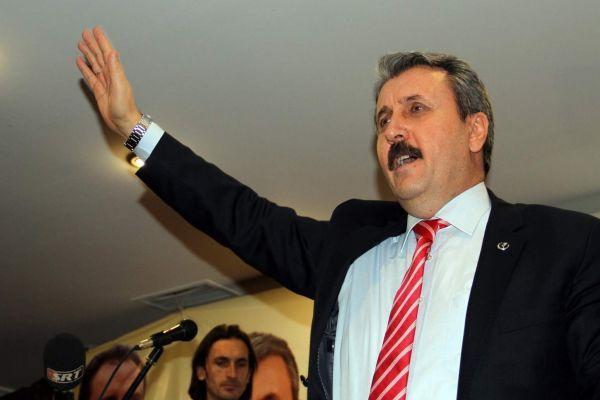 'BBP, sistemin alternatifi olan tek siyasi partidir'