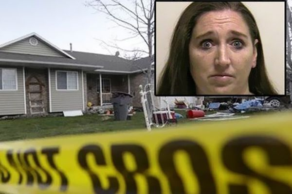 7 bebeğini öldürüp evinde sakladı