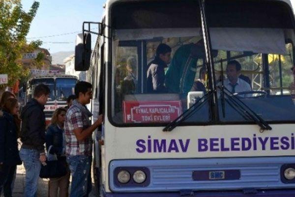 Hangi ilçede belediye otobüsleri yaşlılara ücretsiz