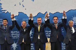 AK Parti'de 21 ilin adayı daha belli oldu