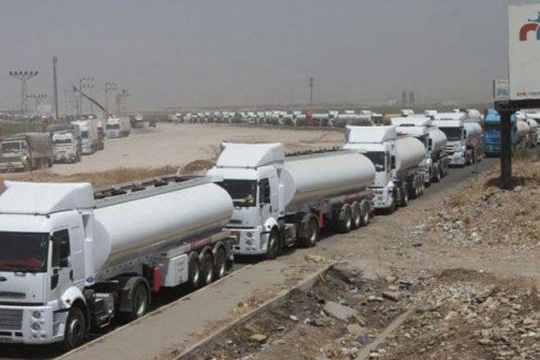 Türkiye'den Irak'a benzin sevkiyatı başladı