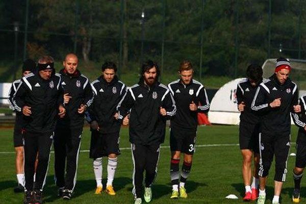 Beşiktaş Antalya'ya gidiyor