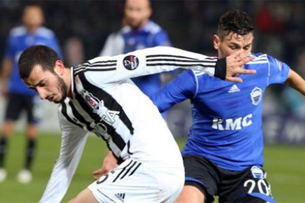Beşiktaş Kayserispor deplasmanına çıkıyor