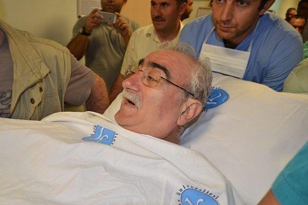 Kalp cerrahı Bingür Sönmez'i yaralayan kişi tutuklandı