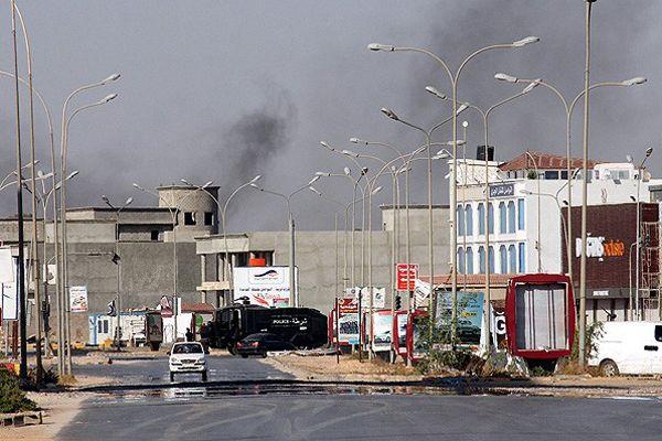 Bingazi'de çatışma, 16 ölü