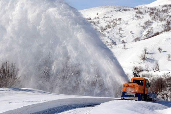 Bingöl'de 100 köy yolu ulaşıma kapalı