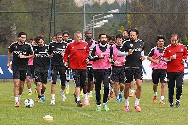 Beşiktaş 24 Haziran'da topbaşı yapacak