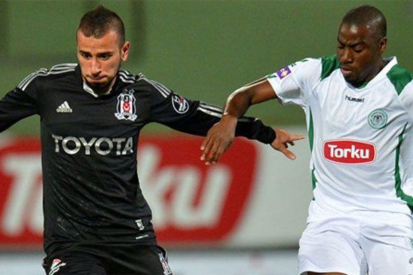 Beşiktaş 90+3'te gelen golle 3 puanı kaçırdı