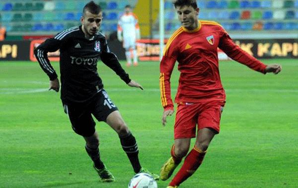 Beşiktaş ve Kayserispor'un muhtemel 11'leri