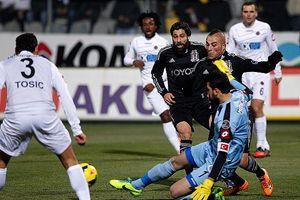 Beşiktaş, Gençlerbirliği'ne 1-0 yenildi