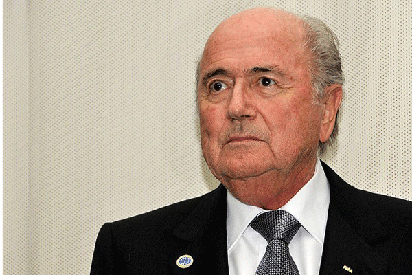 Blatter'den Dünya Kupası İçin Güvence