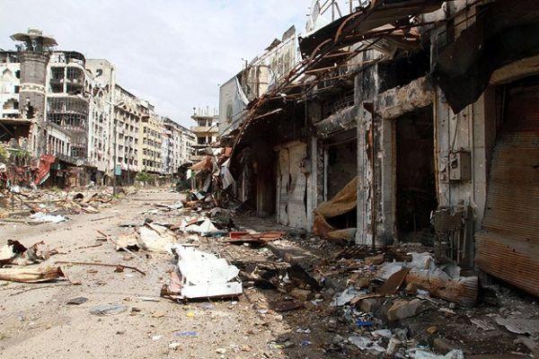 BM, Suriye hükümeti kimyasal gaz kullandı