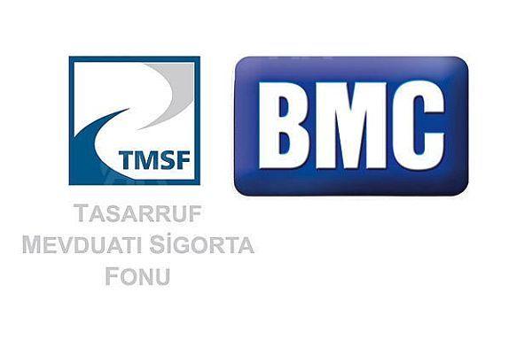 BMC satış ihalesinde tek teklif