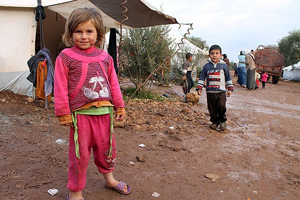 BM Suriyeli çocuklar için endişeli