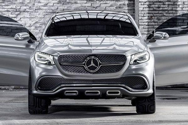 Mercedes'den BMW X6'ya dev rakip