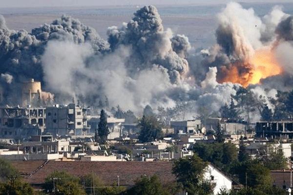 Kobani'de dengeleri değiştirecek gelişme