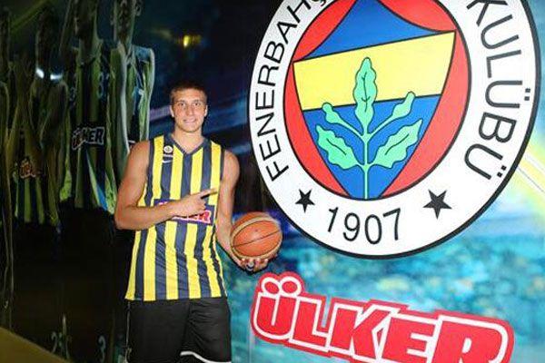 Bogdan Bogdanovic Fenerbahçe Ülker'de