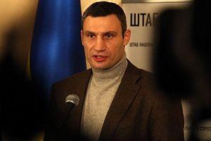 Vitaliy Kliçko, aktif sporu bıraktığını açıkladı