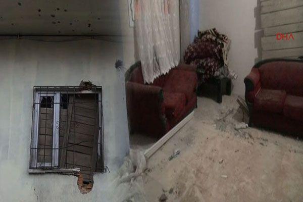 Cizre'de bir eve el yapımı bomba atıldı