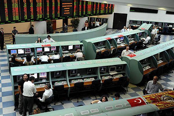 Borsa İstanbul'da işlemlere ara verildi