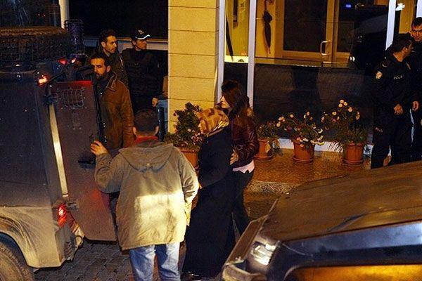 Börü ve arkadaşlarının öldürülmesi olayında 4 kişi tutuklandı