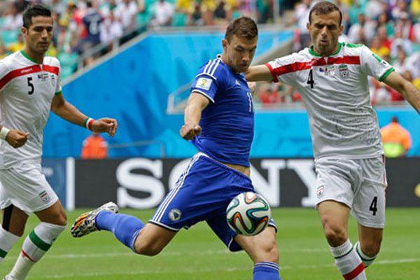 Bosna Hersek kupaya galibiyetle veda etti