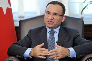 Bozdağ, 'HSYK açıklaması Anayasa ihlali'