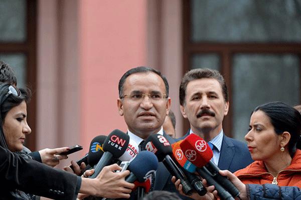 Bozdağ, 'HSYK düzenlemesi Anayasa'ya uygundur'