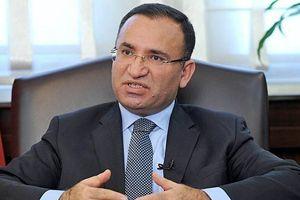 Bozdağ, CHP Grup Başkanvekillerini ziyaret edecek