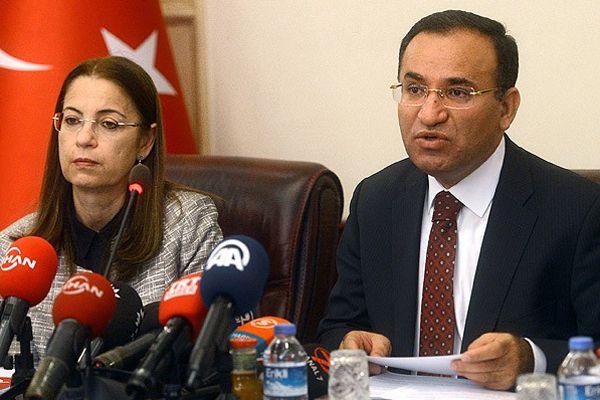 Bozdağ, 'Türkiye Cumhuriyeti Devleti teyakkuz halindedir'