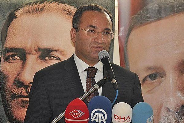 Bozdağ, 'Daraltılmış bölge Türkiye için hayırlıdır'