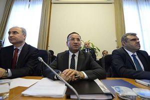 Bozdağ, 'Anayasa değişiklik önerisini CHP reddetti'
