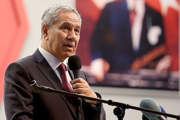 Arınç, 'Cumhurbaşkanlığı için adayımızı sağır sultan bile duydu'