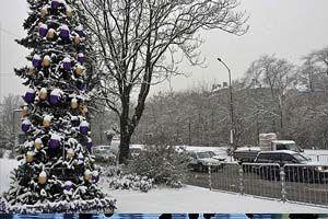 Bulgaristan'da kar yüzünden 'sarı alarm' verildi