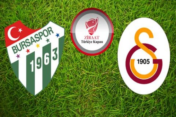Bursaspor Galatasaray maçı ne zaman, saat kaçta