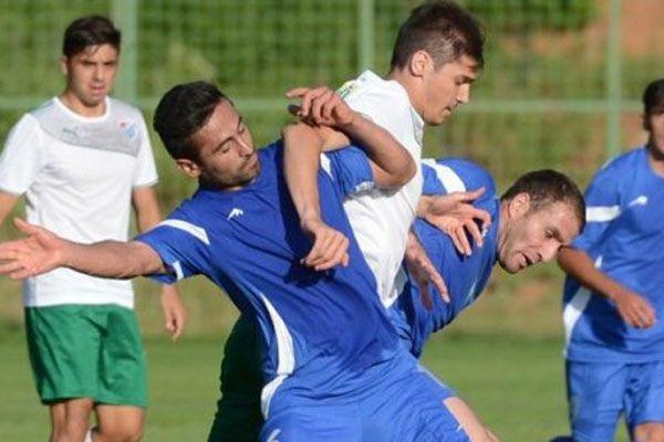 Bursaspor, İran ekibine şans vermedi