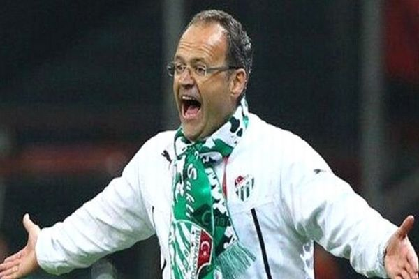 İşte Bursaspor'un yeni teknik direktörü