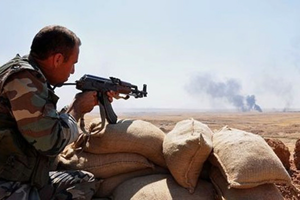 Kerkük'te PKK ve IŞİD çatışıyor
